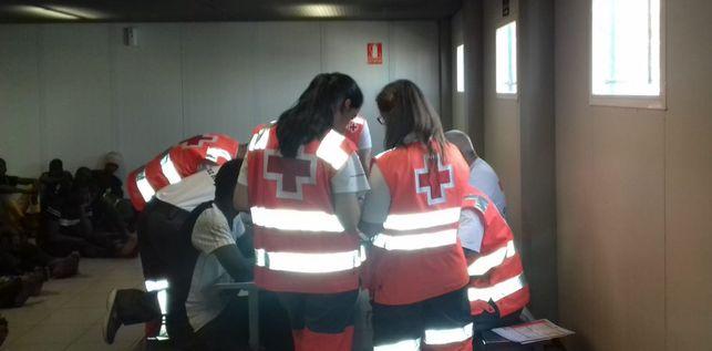 Cruz Roja Almeria
