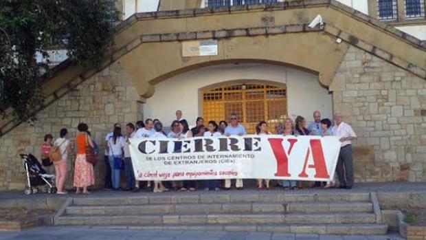 Cierre CIE Algeciras