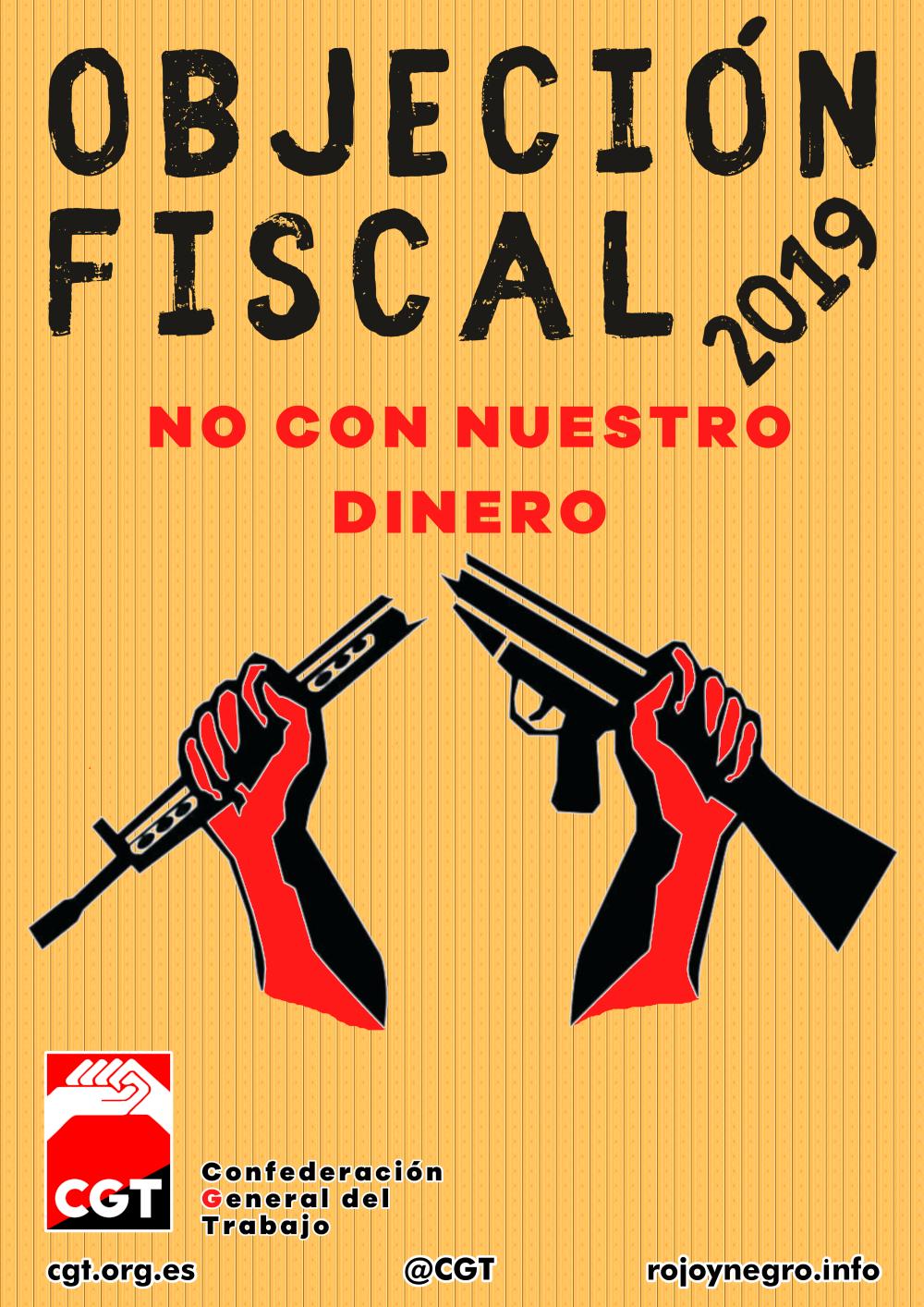 Objeccion Fiscal 2019